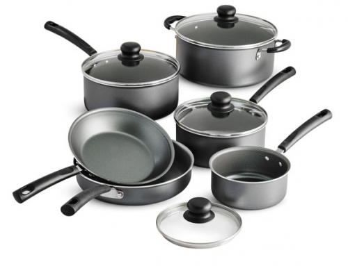 Frying Pans & Cooking Pots