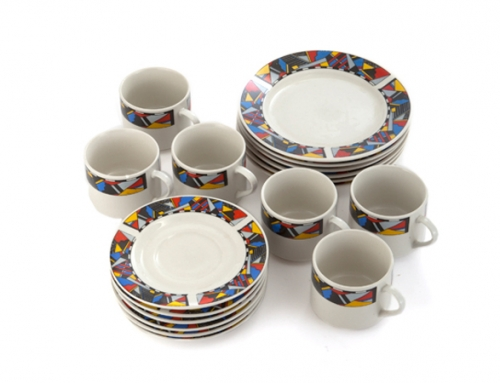 Plates & Cups